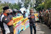 Ratusan Warga OKU Emosi Sungai Ogan Tercemar Minta Kadis DLH Dicopot