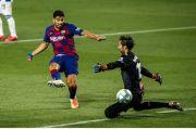 10 Pemain Barca Tekuk Espanyol 1-0, Blaugrana Jadi Raja Catalan