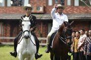 Jokowi Tunjuk Prabowo Garap Lumbung Pangan, Gerindra Bantah Ada Deal Politik