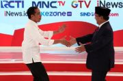 Prabowo Ikut Jokowi Tinjau Food Estate, Dahnil: Pangan Urusan Menhan