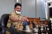 Tak Ada Lawan Kuat, Sachrudin Kembali Pimpin DPD Partai Golkar