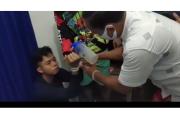 Polisi Kepung Rumah Bandar Narkoba, 622 Gram Shabu Diamankan