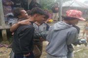 Teror Buaya Muara Mengganas di Bangka Tengah 2 Warga Diterkam