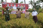 Kapolri Panen di KTN Tangerang, Kapolda NTB Kunjungi Kampung Sehat Nunut Tatanan Baru