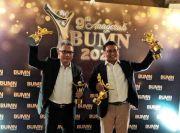 Dirut Bank BRI Sunarso Dinobatkan CEO Paling Visioner