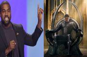 Kanye West Bakal Pimpin AS seperti Black Panther di Wakanda