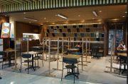 Area Komersial Bandara Juanda Terapkan Protokol Kesehatan New Normal