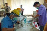 Legislator dan Seluruh Staf di DPRD Sulsel Jalani Rapid Test