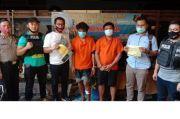 Kondektur Bus-Tukang Beca di Medan Rampok Penumpang di flyover Amplas