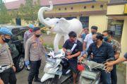 Diduga Dendam Lama, Pria Paru Baya Tewas Dibacok dan Ditusuk