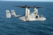 Rencana Pembelian 8 Unit Osprey untuk Jawab Tuntutan Kebutuhan Alutsista