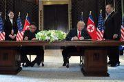 Soal Pertemuan dengan Trump, Ini Kata Adik Kim Jong-un