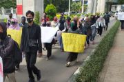 Mahasiswa Minta Kejagung Usut Dugaan Korupsi APBD Kota Bekasi