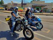 Rindu Touring, Penggila Motor di Malang Ini Kembali Mengaspal