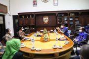 Pj Wali Kota Makassar dan Bupati Gowa Bersinergi Landaikan COVID-19