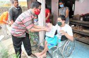 Tidak Perlu Antre BLT Penyandang Disabilitas di Siantar Diantar Langsung