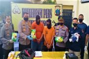 Dua Kurir Jaringan Internasional Bawa Sabu 3 Kg Diringkus di Medan
