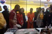 Melawan Polisi, Perampok Minimarket Bersenjata Api Rakitan Tewas Ditembak