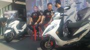 Kymco Resmi Bawa X-Town dan GP 125 ke Indonesia