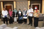 TKI Etty Dikabarkan Positif Covid-19, Menaker Ida Akan Jalani Swab Test