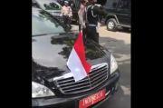 Heboh Mobil Wapres Isi Bensin di Pinggir Jalan, Ini Penjelasan Setwapres