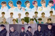 30 Boy Group Terbaik Juli 2020, BTS Bertahan di Nomor 1