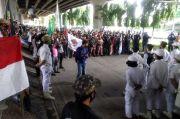Tolak RUU HIP, Massa JUBB Gelar Apel Siaga di Tanjung Priok