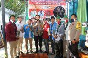 Kapolda NTB Ajak Pemuda dan Mahasiswa Dorong Masyarakat Produktif Saat Pandemi