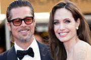 Masalah Hukum Tertunda, Brad Pitt dan Angelina Jolie Jadi Lebih dekat