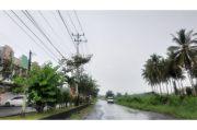 Pagi hingga Siang, Tujuh Wilayah di Sulut Berpeluang Hujan