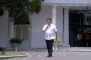 Direshuffle Jokowi, Erick Thohir: Saya Siap!