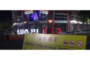 Corona di Surabaya Masih Tinggi Penutupan Tiga Ruas Jalan Utama Diperpanjang