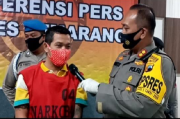 Miliki Sabu, Warga Semarang Ini Dibui