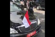 Penjelasan Setwapres Soal Heboh Mobil Wapres Isi Bensin di Pinggir Jalan