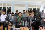 Panglima TNI Apresiasi Protokol Kesehatan COVID-19 di Sulsel dan Makassar