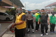 Mako Polres Batu Bara Antisipasi Demam Berdarah