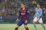 Griezmann Jadi Tumbal Kemenangan Barcelona atas Valladolid