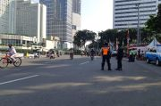 Bundaran HI Ramai Pesepeda, Kadishub: Tak Ada Kerumunan