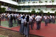 Baru Empat Sekolah di Bekasi Gelar Belajar Tatap Muka