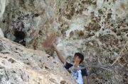 Lukisan Dinding Kuno dan Tulang Belulang Ini Kurang dapat Perhatian Pemerintah