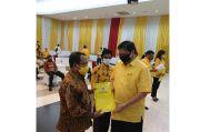 DPP Golkar Tetapkan Yaumil ADJ dan Herny Untuk Pilkada Pasangkayu 2020