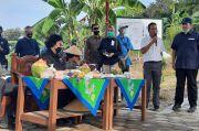 Menteri LHK Kunjungi Penyulingan Minyak Kayu Putih di Boyolali