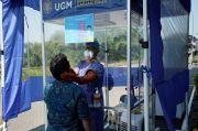Cegah Corona, Dosen UGM Kembangkan Bilik Swab COVID-19 Gama