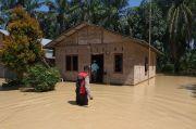 Sungai di Simalungun Meluap, Rumah Warga di 2 Kecamatan Terendam