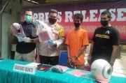Sempat Buron, Jambret Sadis di Medan Tewas Ditembak