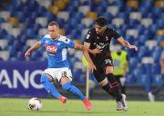 Diwarnai Kartu Merah, AC Milan Curi Satu Poin dari Markas Napoli
