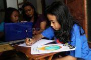 Tak Ada Internet, Kunjungan Guru Jadi Solusi Utama Pembelajaran Sekolah