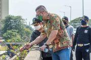 Anggota DPRD DKI Minta Flyover dan Trotoar Jalan di Jakarta Barat Hijau dan Asri
