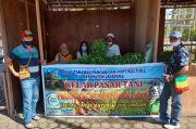Serap Hasil Kebun, Dinas TPH Jayapura Buka Pasar Tani