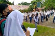 Pelajar di 3 Kabupaten di Babel Mulai Masuk Sekolah